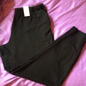 New JJill Luxe Tencel pants